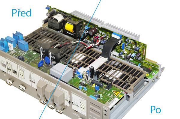 Čištění elektroniky