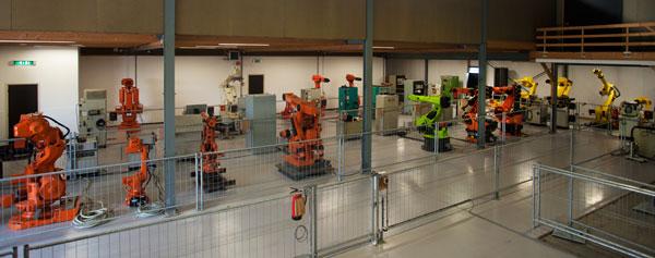 Oprava robotové elektroniky