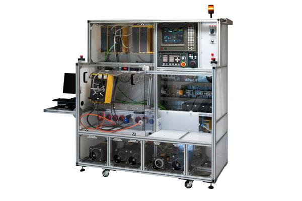 Opravy CNC systémů