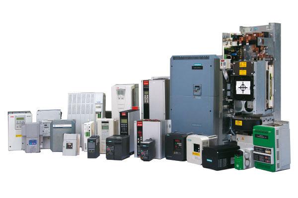 Opravy frekvenčních měničů a softstartérů