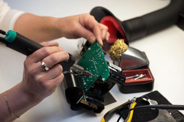 Opravy speciální elektroniky